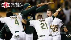 Athletics Walk-off