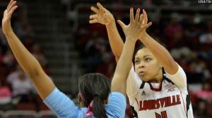 NCAA Womens Basketball: North Carolina at Louisville